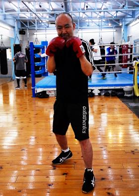 イマオカ ボクシング ジム